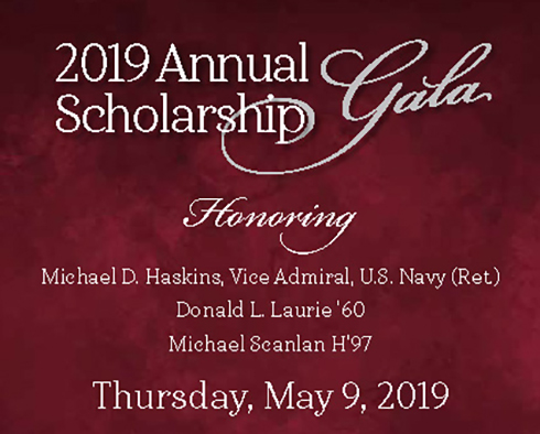 Click here for details of our honorees and how to register for St. Benedict's 2019 Annual Scholarship Gala