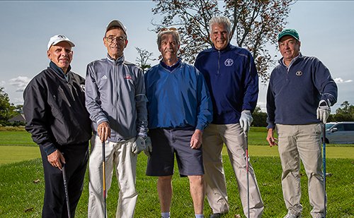 St. Benedict's Golf Outing once again draws an impressive turnout at the Jersey Shore. View photos by Mike Scanlan