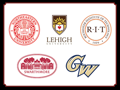 Five members of the Class of 2021 have been offered Early Decision acceptances at selective colleges
