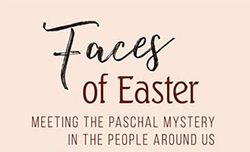 "Fr. Albert publishes his seventh book of meditations. ""Faces of Easter"" now available for purchase online"