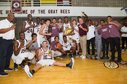 Gray Bees win fourth straight state title and sixth in the last seven years